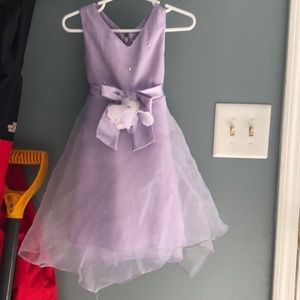 Sweet Heart Rise. Lavender dress.